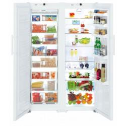 americká lednice Liebherr SBS 7212 Comfort